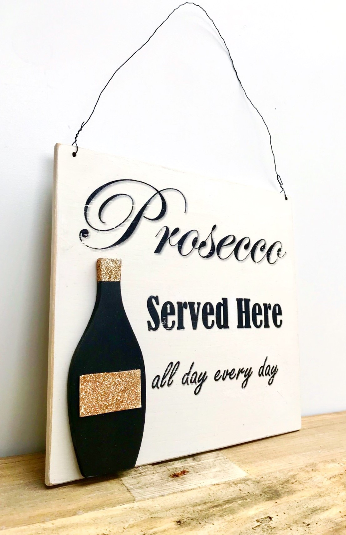 Prosecco Sign